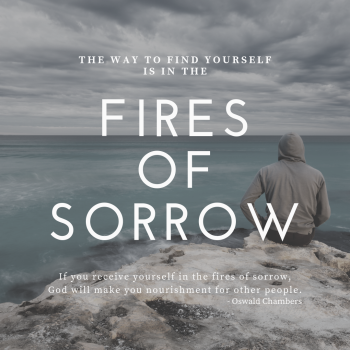 fires of sorrow - oswald chambers